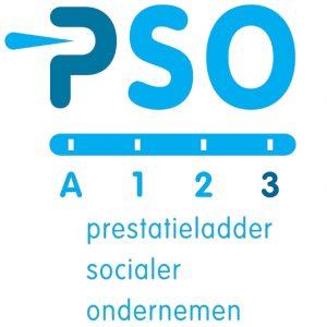 Berco - PSO Prestatieladder Socialer Ondernemen Ladder 3 Certificaat Logo