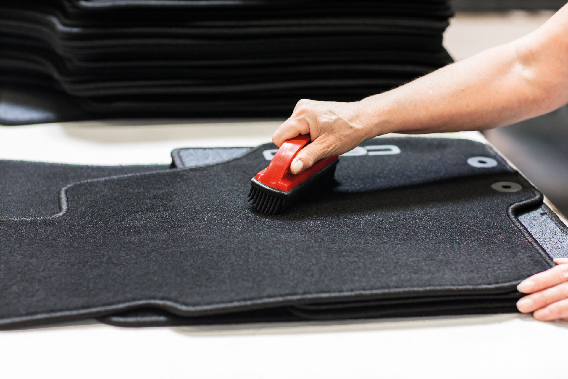 Berco - Brush Car Carpet Manufacturing Process