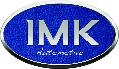 IMK I M Kelly Automotive Logo