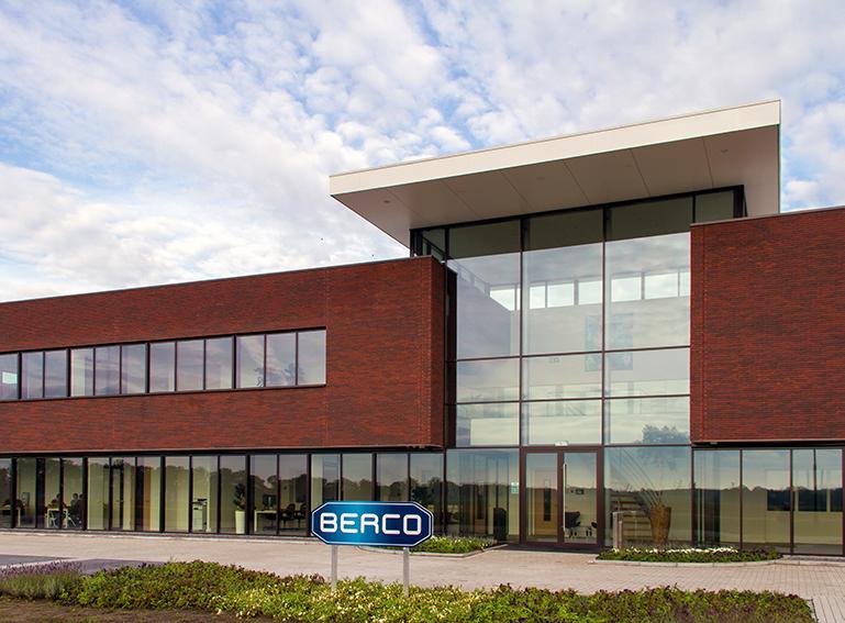 Berco - Factory Office Building 4 Entrance Schijndel Netherlands
